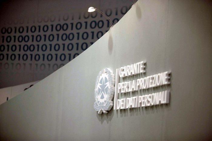 sanzioni garante privacy